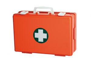T709014 Valigia primo soccorso arancione