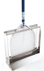 AC-APT36 Support de pelle de sol en acier inoxydable pour lames jusqu'à 36 cm...