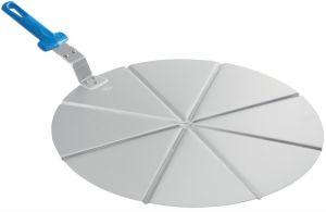AC-PCPT45 Bandeja de aluminio con 8 segmentos ø 45 cm, asa no reemplazable