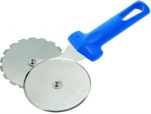 AC-ROP4 Hoja de acero inoxidable endurecida con doble cortador-grabador, mango co-moldeado de ø 100 mm