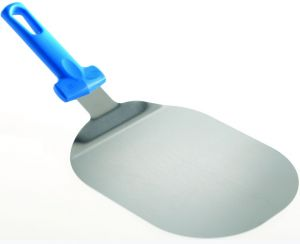 AC-STP71 Cuchara ovalada de acero inoxidable 17,5x21 cm con mango no reemplazable