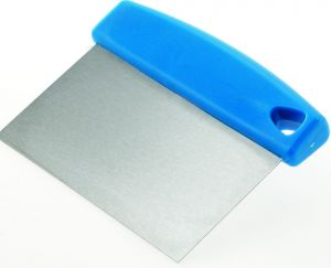 Cortador de cuchillas de acero inoxidable AC-TPM, mango de plástico