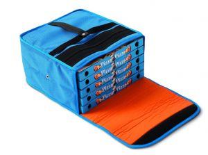 BT3220 Bolsa nevera para 5 cajas de pizza de ø 33 cm.