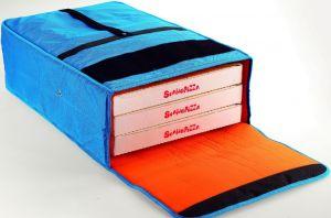 BT5020 Bolsa nevera para 3 cajas de pizza de ø 50 cm.