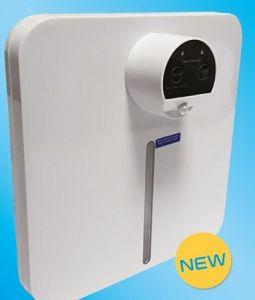 T113000 Nebula sanitizing liquid dispenser with photocell that nebulizes