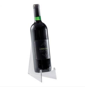 EV04101 EASY 1 Expositor de vino individual, diámetro de botella 8,2 cm