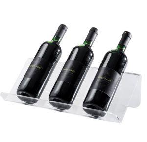 EV01501 SHOW 1 - Expositor transparente para botellas ø 8.2 cm