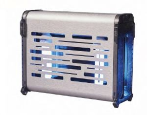 T903076 Exterminateur d'insectes pour meubles avec papier à mouches 260x125x265 mm