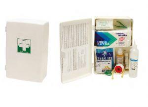 T702517 Armadio farmacia compreso di pacco medicazione