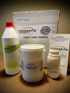 TANK-1000PRO - TANKERITE trattamento bonifica serbatoi KIT GRANDE 1000 gr.