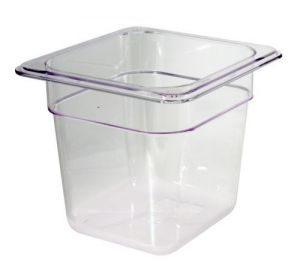 BTR16065 Gastronorm Container 1/6 h065 mm in Tritan