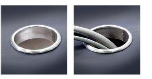 R003 Presse-étoupes en acier inoxydable Trou principal diamètre 70 mm