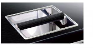 CBC001 Cadre d'agrafage en acier inoxydable Dimensions 250 mm x 250 mm