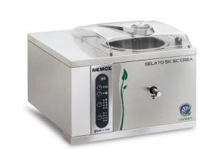 GELATO-5K-CREA-SC Nemox I-GREEN professional ice cream machine