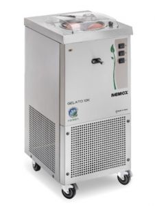 GELATO-10K-CREA I-GREEN Nemox professional ice cream machine