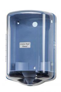 T104024 Center Pull Dispenser blue ABS
