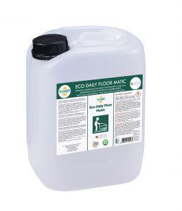 T82000133 Detergente igienizzante pavimenti per lavasciuga (Verbena) Eco Daily Floor Matic