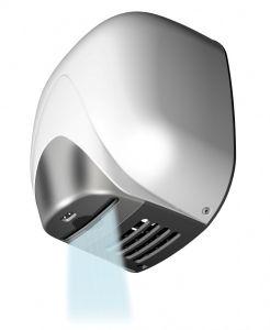 T704310 Asciugamani a fotocellula alte prestazioni Alluminio bianco LAMA senza resistenza