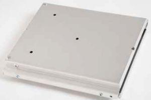 AV4974 Fixing plate for motorbike package shelf for pizza box