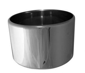VGCV00-2 Carapina profesionales de acero inoxidable diam.mm 200x125 h