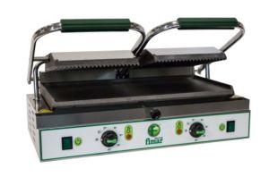 PE50LN Grille de cuisson monophasée en fonte lisse 3400W monophasé