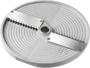 H2,5 Disc for cutting matchstick for electric vegetable cutter