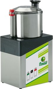 CL5T Cutter elettrico 750W 1400 giri capacità 5 litri - Trifase