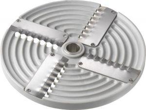 4PZ8 Disco de4 cuchilla onduladas se 8mm para cortadora de mozzarella TAS