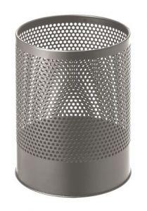 T770112 Gettacarte perforato grigio 14 litri