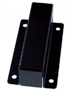 T601007 Wall-mounting holder Manganese grey