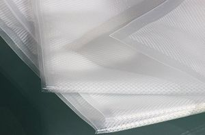 MSD2040C Enveloppes gaufrées 105 microns sous vide 20x40cm 100pcs pour la cuisson