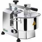 BC8NV Cutter electric 750W capacity 8 liters speed variator