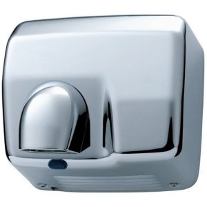 TARIELI-L PROFESSIONAL vandal resistant stainless steel photocell hand dryer