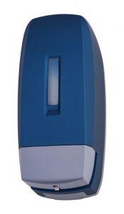 T104040STBL 0,5 Lt soap dispenser blue ABS soft-touch
