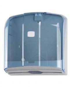 T908020 Towel paper dispenser 300 sheets C,Z fold