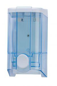 T908141 Distributore di sapone liquido push ABS blu 1 litro